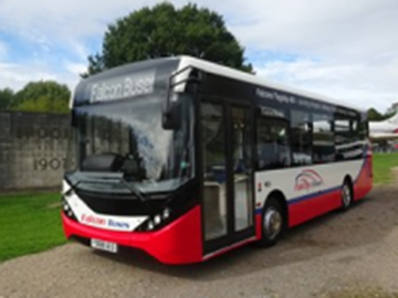 Welcome to Falcon Coaches your local Coach Hire Company
